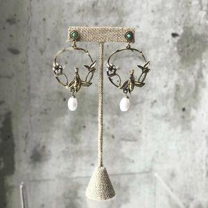 Jewelry - Vintage Bird Earrings